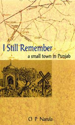 I Still Remember a Small Town in Punjab (Paperback)