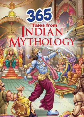 365 Tales from Indian Mythology (Hardback)