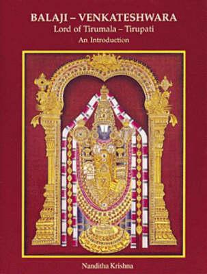 Balaji-Venkateshwara: An Introduction (Paperback)
