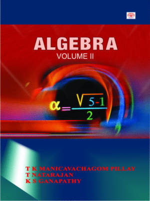 Algebra: v. 2 (Hardback)