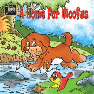 A Home for Woofus (Paperback)