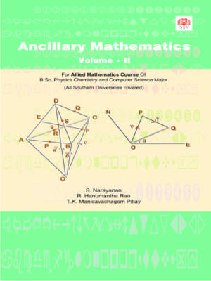 Ancillary Mathematics: v. 2 (Hardback)