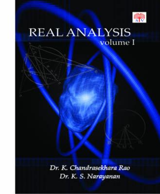 Real Analysis: v. 1 (Paperback)
