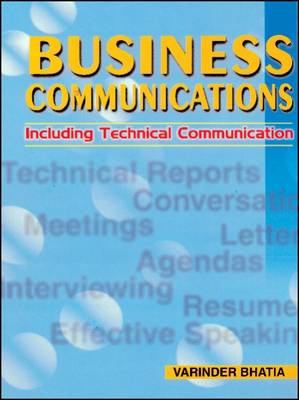 Business Communications (Paperback)