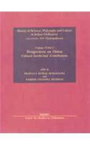 Perspectives on Orissa: Cultural Intellectual Contributions (Hardback)