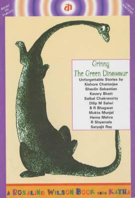 Grinny the Green Dinosaur (Paperback)
