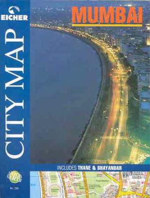 Mumbai City Map (Sheet map, folded)