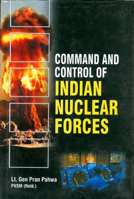 Command and Control of Indian Nuclear Forces (Paperback)