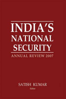 India's National Security Annual Review 2007 (Hardback)