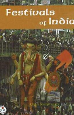 Festivals of India (Hardback)