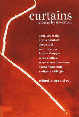 Curtains Stories by 9 Women (Hardback)