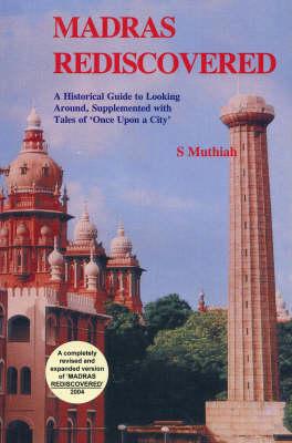 Madras Rediscovered (Paperback)