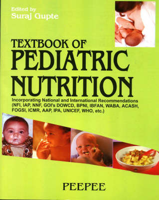 Textbook of Pediatric Nutrition (Paperback)