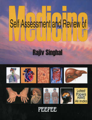 Self Assessment and Review of Medicine (Paperback)