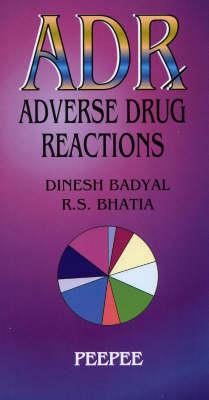 Adverse Drug Reaction: Volume 1 (Paperback)
