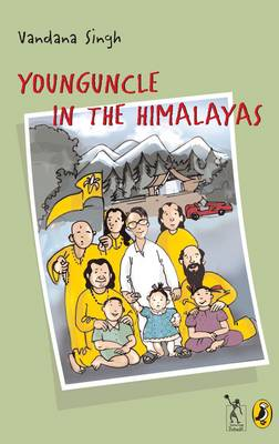 Younguncle in the Himalayas (Paperback)
