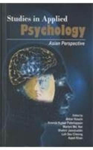 Studies in Applied Psychology: The Asian Perspectives (Hardback)