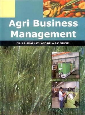 Agri - Business Management (Hardback)