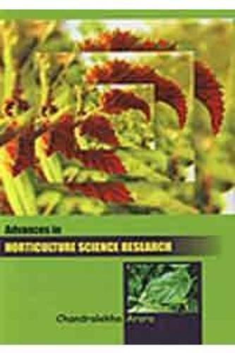 Advances in Horticultural Research (Hardback)