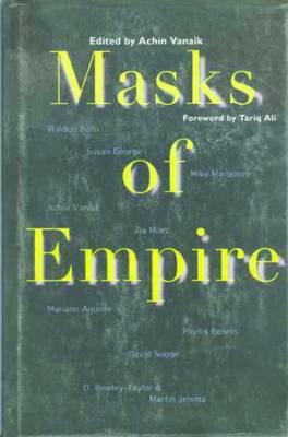 Masks of Empire (Hardback)