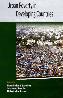 Urban Poverty in Developing Countries: Issues and Strategies for Sustainable Cities (Hardback)