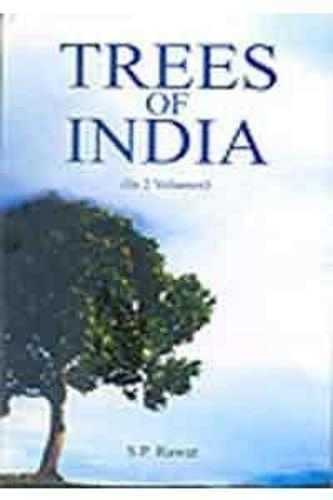 Trees of India: Volume 2 (Hardback)
