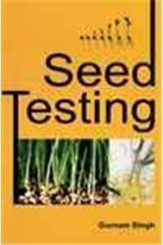 Seed Testing (Hardback)