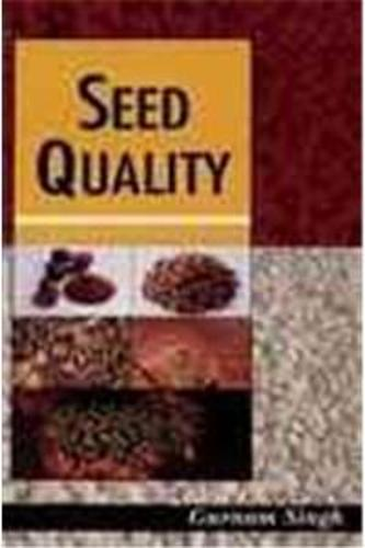 Seed Quality (Hardback)
