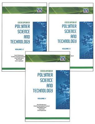 Encyclopedia of Polymer Science & Technology: 3-Volume Set (Hardback)