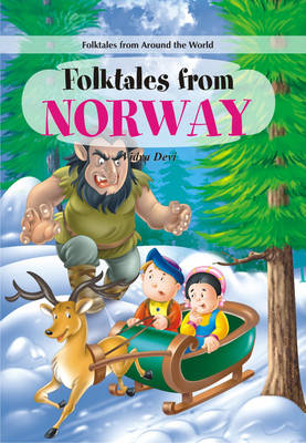 Folktales from Norway (Paperback)