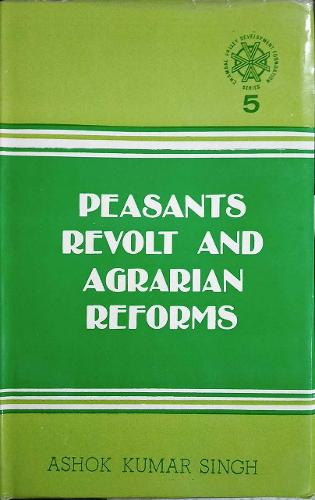 Peasants' Revolt and Agrarian Reforms (Hardback)