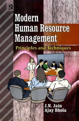 Modern Resource Management: Principles and Techniques (Hardback)