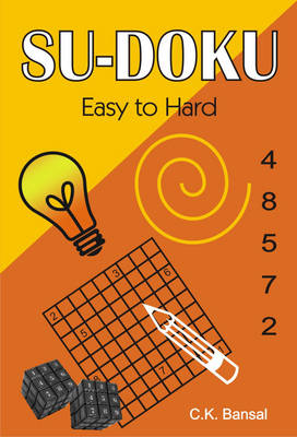 Su-doku: Easy to Hard (Paperback)