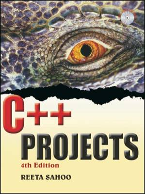 C++ Projects (with CD) (Paperback)