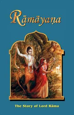 Ramayana - The Story of Lord Rama (Paperback)