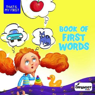 Book of First Words (Paperback)
