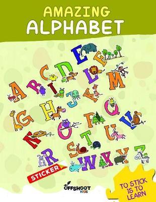 Amazing Alphabet (Paperback)