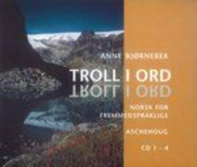 Troll I Ord: Norsk Som Fremmedsprak (CD-Audio)