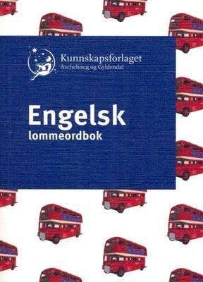 English-Norwegian & Norwegian-English Pocket Dictionary (Paperback)