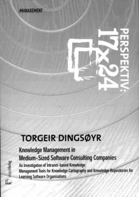 Knowledge Management in Medium-sized Software Consulting Companies (Paperback)