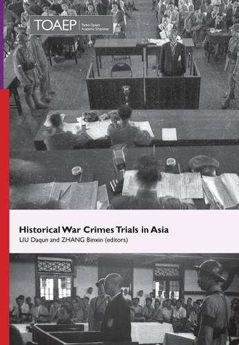 Historical War Crimes Trials in Asia (Hardback)