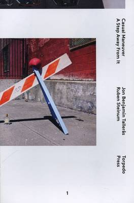 Casual Maneuver: A Step Away from it (Paperback)