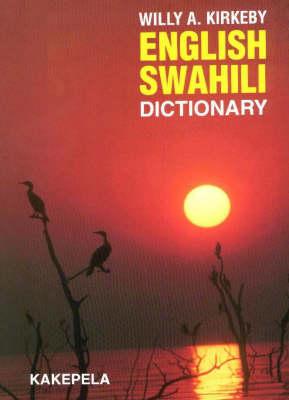 English Swahili Dictionary (Paperback)