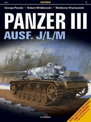 Panzer III Ausf.J/L/M (Paperback)