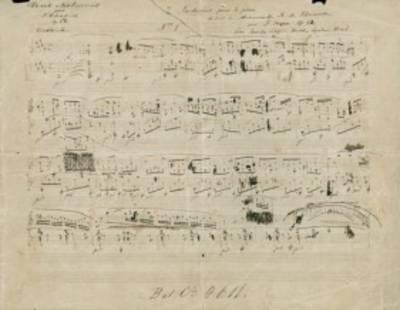 Nocturne in B Major Op. 62: No. 1