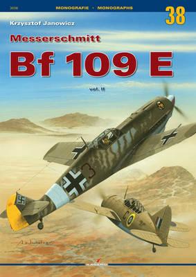 Messerschmitt Bf 109 E: v. 2 (Paperback)