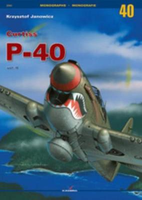 Curtiss P-40 Vol. II - Monographs (Paperback)