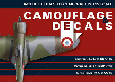 Camouflage & Decals: v. 1 (Paperback)