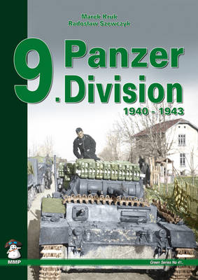 9. Panzer Division: 1940-1942 (Paperback)