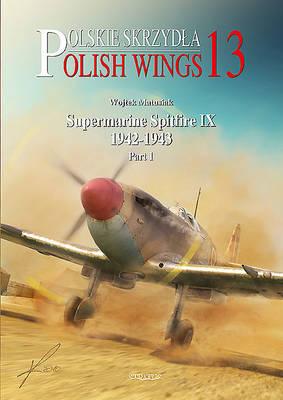 Supermarine Spitfire IX 1942-1943 (Paperback)